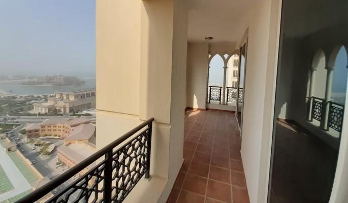 Residential Property 2 Bedrooms S/F Apartment  for rent in The-Pearl-Qatar , Doha-Qatar #9268 - 1  image