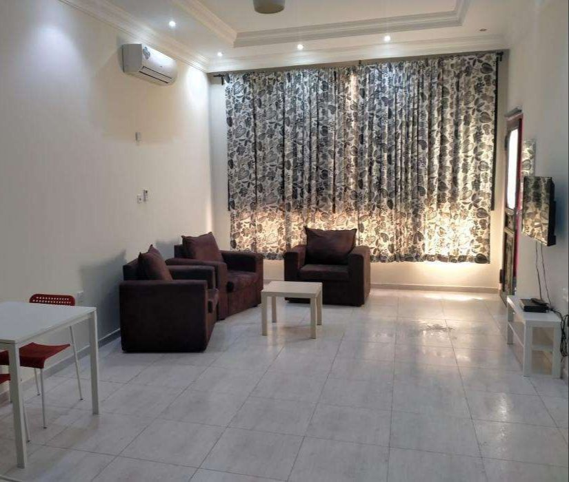 Residential Property Studio F/F Apartment  for rent in Doha-Qatar #9412 - 1  image