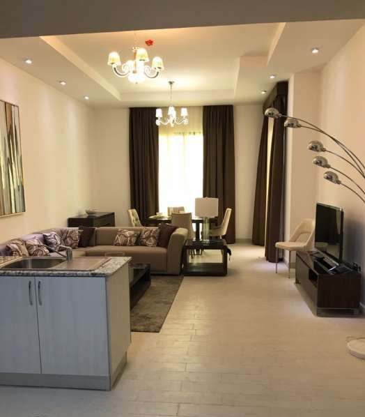 Residential Developed 1 Bedroom F/F Apartment  for sale in Lusail , Doha-Qatar #9677 - 1  image