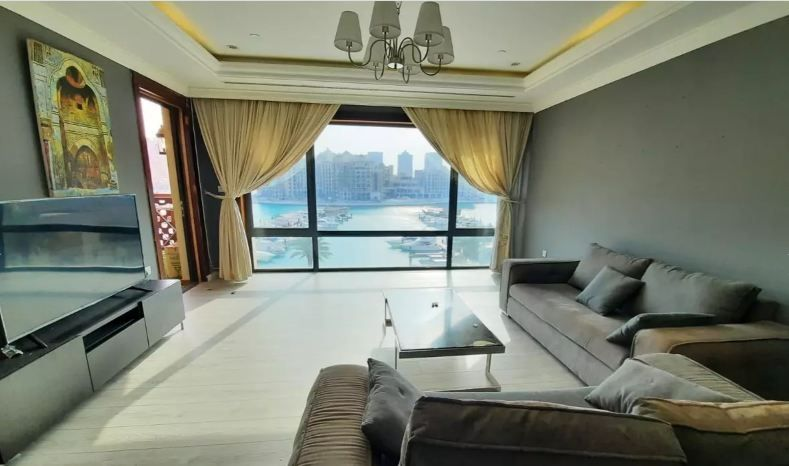 Residential Developed 2 Bedrooms F/F Townhouse  for sale in The-Pearl-Qatar , Doha-Qatar #9822 - 1  image