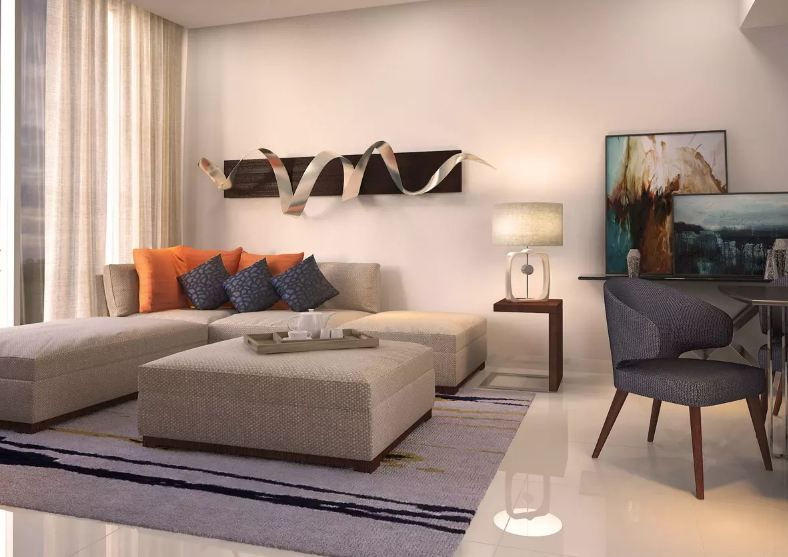 Residential Developed 2 Bedrooms F/F Apartment  for sale in Lusail , Doha-Qatar #9838 - 1  image