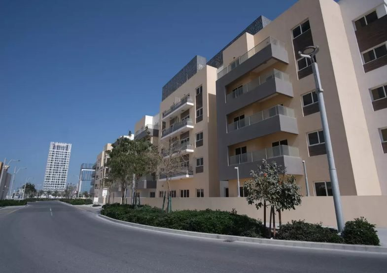 Residential Developed 1 Bedroom U/F Apartment  for sale in Lusail , Doha-Qatar #9839 - 1  image