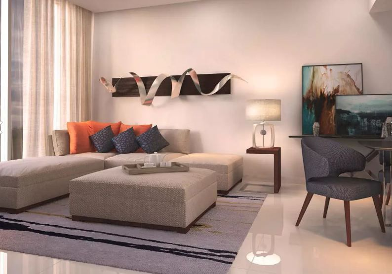 Residential Developed 2 Bedrooms S/F Apartment  for sale in Lusail , Doha-Qatar #9938 - 1  image