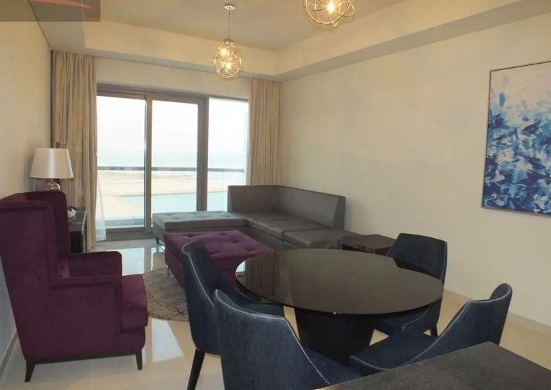 Residential Developed 2 Bedrooms F/F Apartment  for sale in Lusail , Doha-Qatar #9948 - 1  image