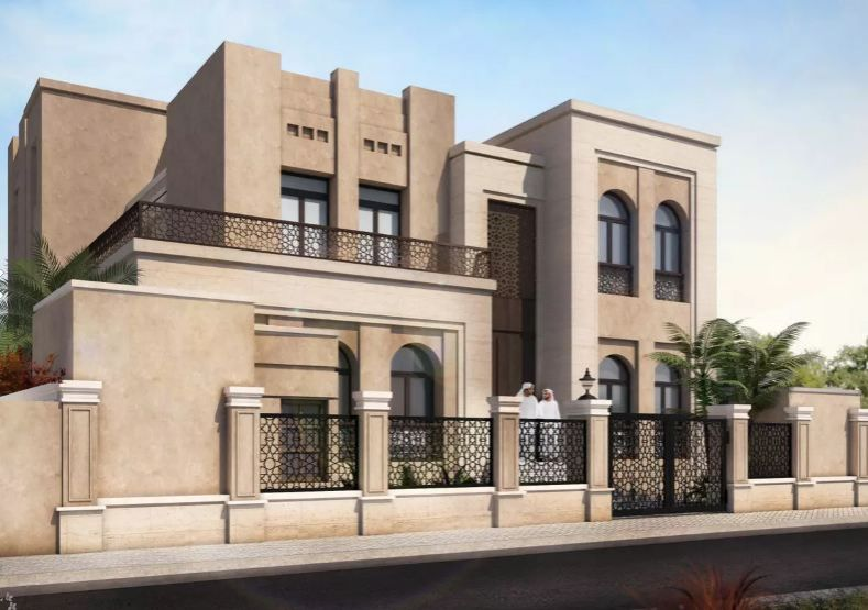 Residential Developed 5+maid Bedrooms U/F Standalone Villa  for sale in Lusail , Doha-Qatar #9973 - 1  image