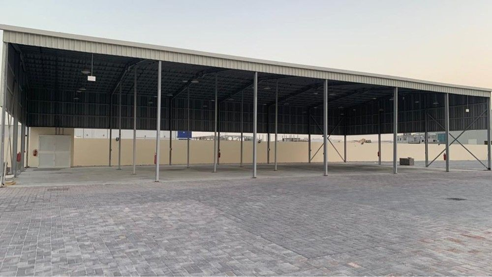 Commercial Property U/F Warehouse  for rent in Mesaimeer-Road , Doha-Qatar #9994 - 1  image